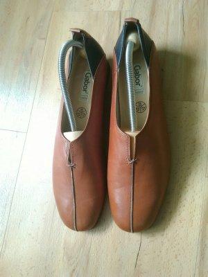 Gabor Pantofel brązowy