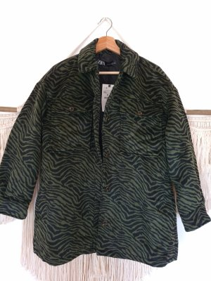 Überhemd Animalprint Gr. XS