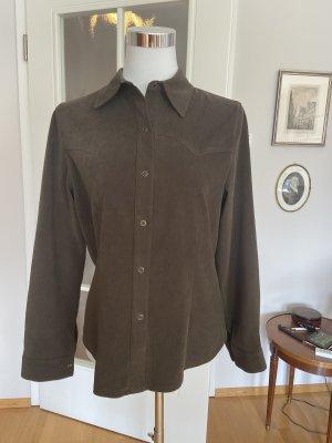 Überhemd Burton Khaki