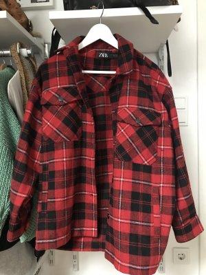 Überhemd von Zara 34/36