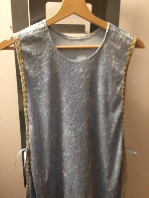 Tunic Dress azure