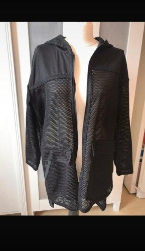 Zara Veste à capuche noir