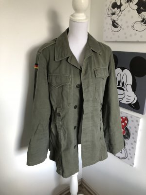 Military Jacket khaki-green grey