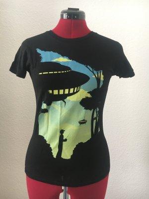 Continental T-shirt multicolore Cotone