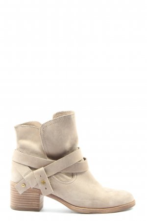 UGG Australia Booties natural white casual look