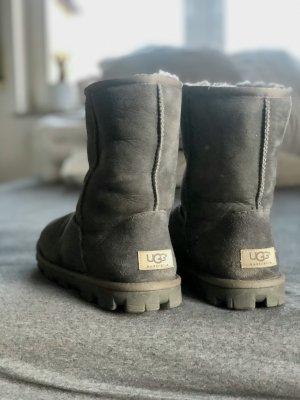 UGG Australia Low boot multicolore pelage