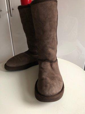 UGG Australia Boots Braun Classic Tall W7