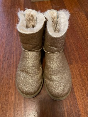 UGG Australia Boots in gold