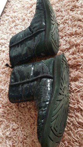 UGG Australia Boots sparkling Paletten black 38