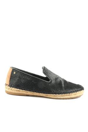 UGG Australia Espadrille Sandals black casual look