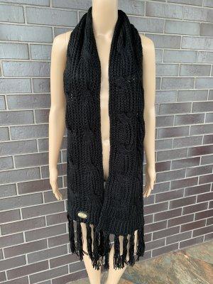 UGG Australia Gebreide sjaal zwart