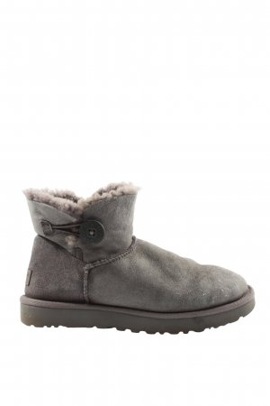 UGG Australia Slouch Booties light grey casual look