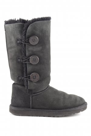 UGG Australia Snow Boots black casual look