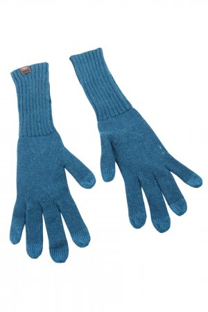 UGG Australia Knitted Gloves blue casual look