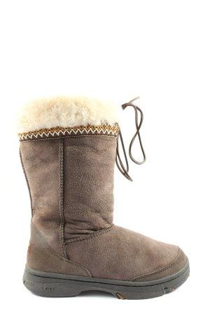 UGG Australia Buty zimowe brązowy W stylu casual