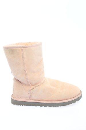 UGG Australia Winter Boots cream casual look