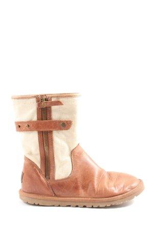 UGG Australia Buty zimowe brązowy-kremowy W stylu casual