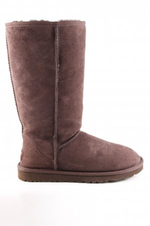 UGG Australia Winter Boots brown casual look