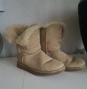 UGG Fur Boots multicolored
