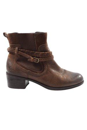 UGG Booties braun-bronzefarben Casual-Look