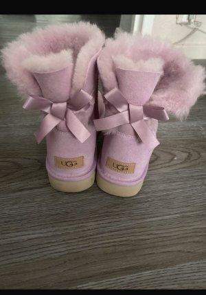 UGG Australia Buty śniegowe różany-różowy