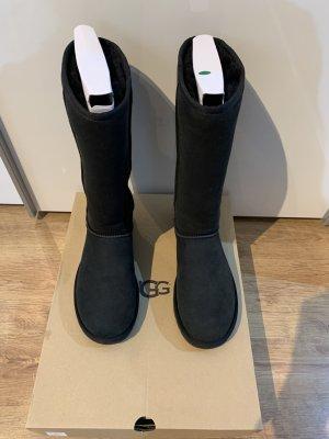 UGG Boots, 42  schwarz, neu