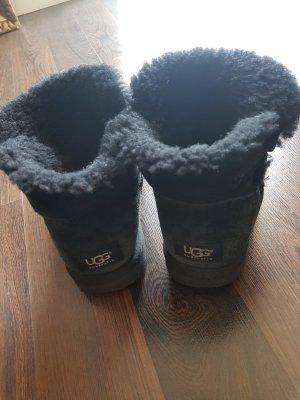 UGG Australia Bottes d'hiver noir