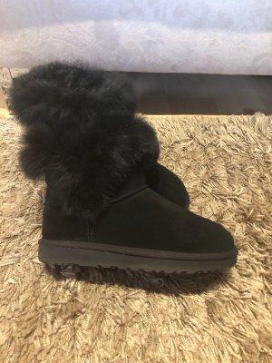 UGG Boots Australia Milla Gr. 39 Schwarz