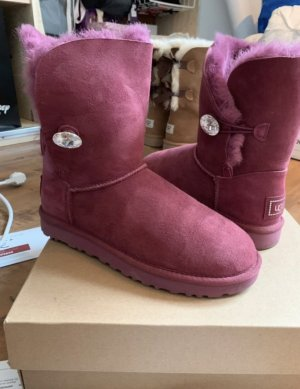 UGG Boots Bailey Button Bling LE