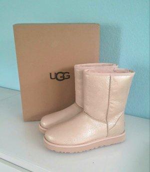 UGG Boots beige/gold/rose