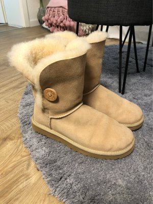 Ugg Boots Beige Gr. 38