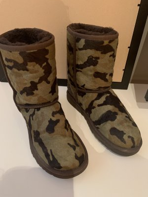 Ugg Boots camouflage