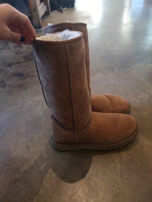 UGG Boots Chestnut High