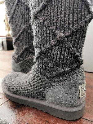 UGG Australia Stivale invernale grigio-grigio scuro