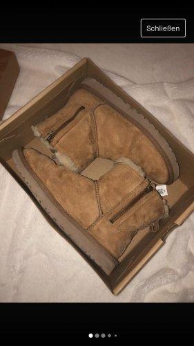 UGG Boots classic mini Double zip