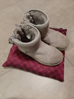 UGG Australia Botas de nieve gris Lana