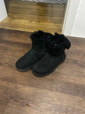 UGG Boots Gr. 36 schwarz
