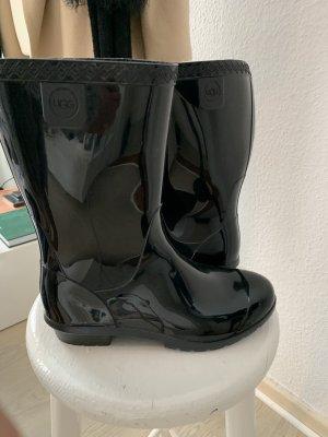 UGG Wellington laarzen zwart