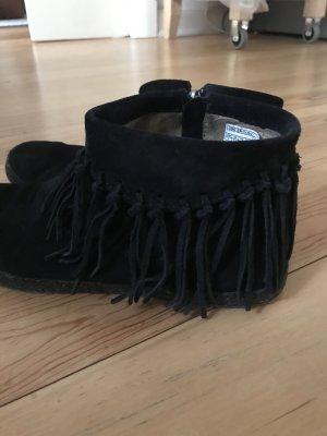 UGG Australia Halfhoge laarzen zwart