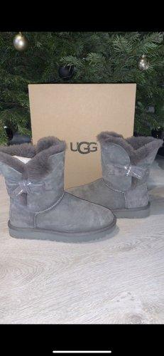 UGG Winterlaarzen grijs-donkergrijs