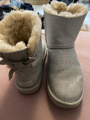 UGG Boots 'Mini Bailey Bow Sparkle'