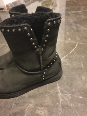 UGG Snow Boots black-anthracite