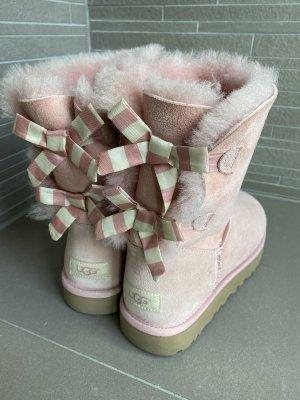 UGG boots Rosa 40 Bailey bow schleife classic Pink rosé schleifen Australia