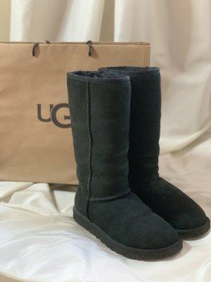 UGG Boots schwarz Gr. 37