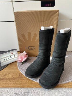 Ugg Boots schwarz Größe 36