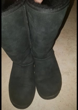 ugg boots shorty tall black in 39