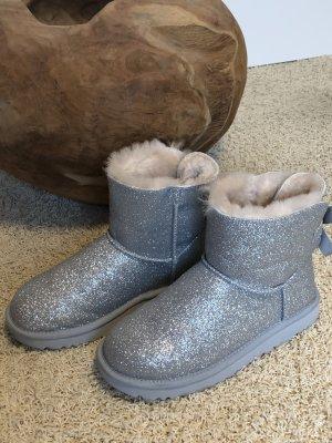 Ugg Boots Silber 37 neu ungetragen