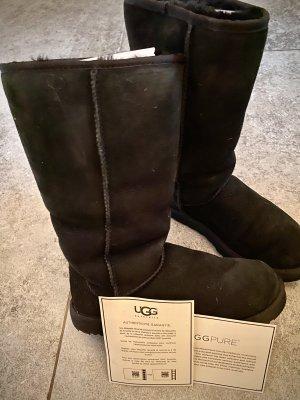 UGG Botas de nieve negro