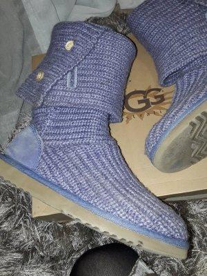 ugg cardy boots, flieder farben, gr. 37