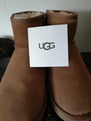 UGG Australia Bottes d'hiver marron clair